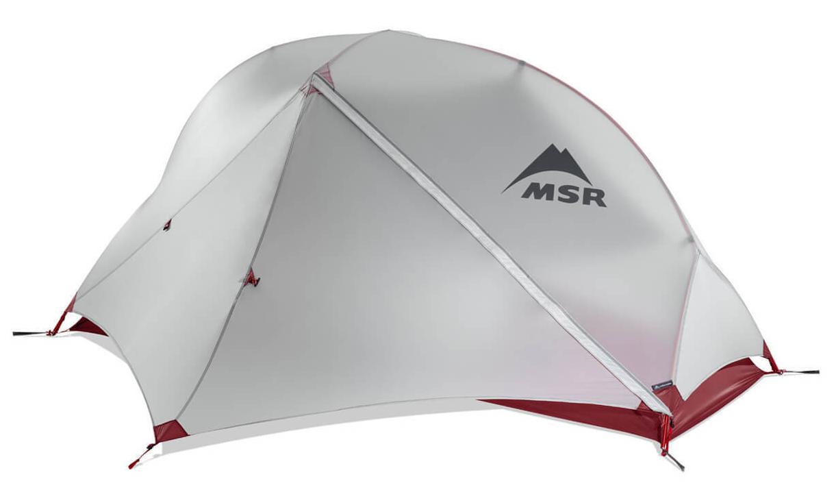 Ultraleicht-Trekking-Zelt MSR Hubba Hubba NX