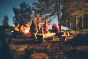 3 Wild-Camping Horror-Storys