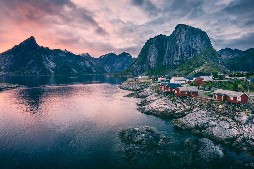 Wo und wie Wild-Camping in Norwegen mit Zelt?